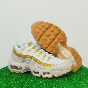 Nike Air Max 95 Training Running Shoes Desert Sand